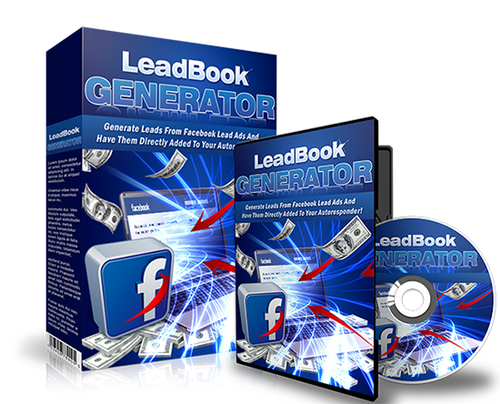 Product picture Facebook Leads: LeadBook Ads Generator